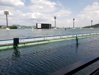 夢の桐生競艇場