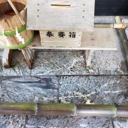 令和元年三峯神社・床に浮かび上がる龍2019