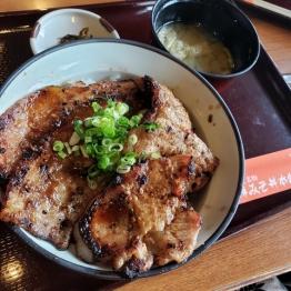 野さかの味噌豚丼