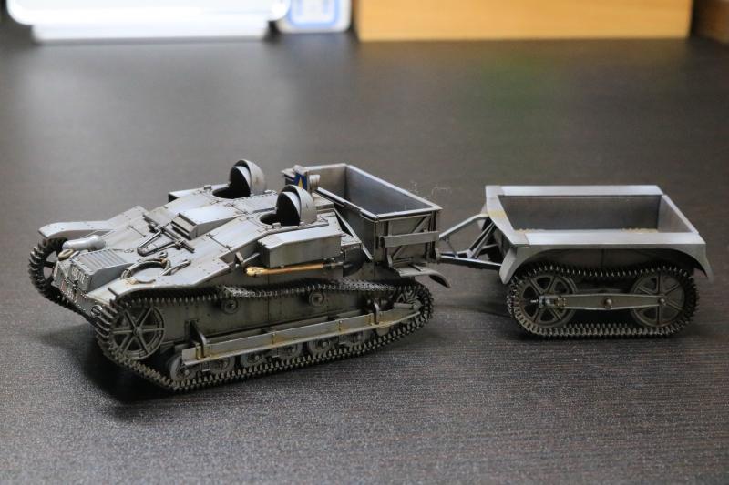 フランス陸軍UEトラクター5