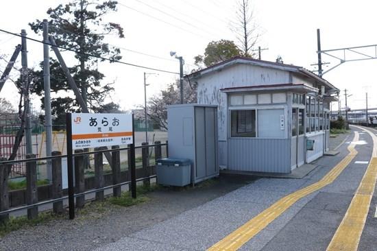 s-②静かな無人駅
