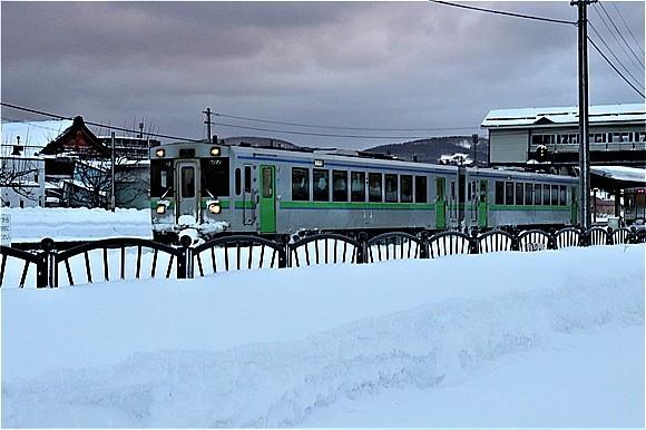 s-⑳小樽行発車