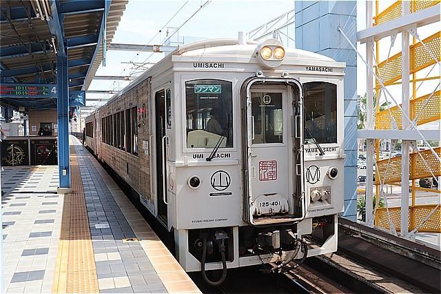 s-①宮崎駅発車前
