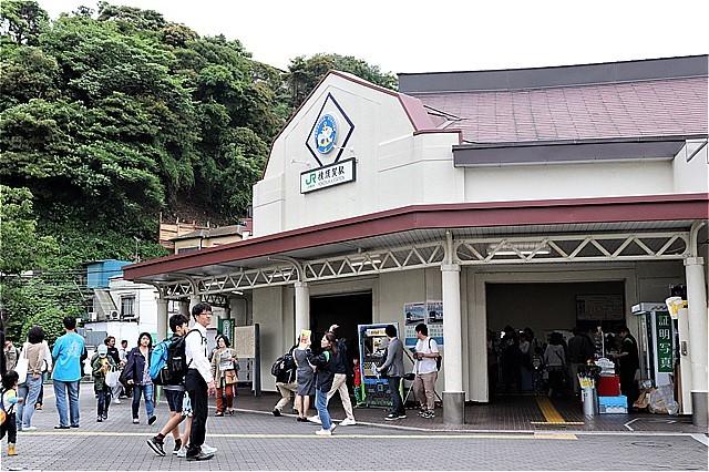 s-①横須賀駅