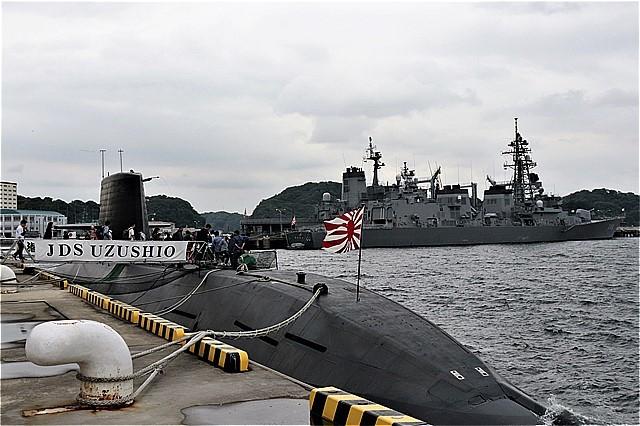 s-⑫潜水艦うずしお