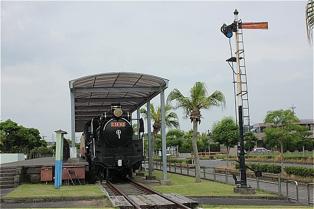 s-㉝鉄道記念公園C58