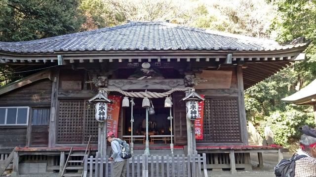 12高来神社