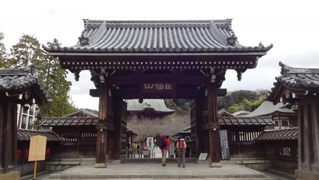 4建長寺総門