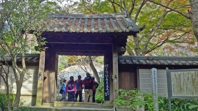 22瑞泉寺山門