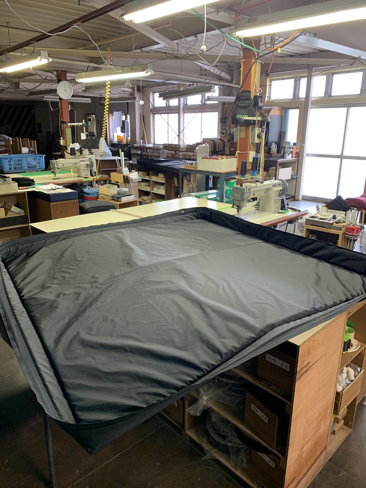 タカベ株式会社縫製部