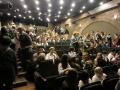 ニキーツキー門劇場・開演前の客席