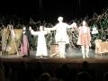 ニキーツキー門劇場『哀れなリーザ』カーテンコール