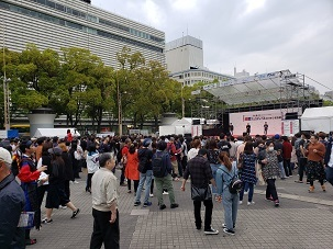 韓国フェスティバル名古屋①