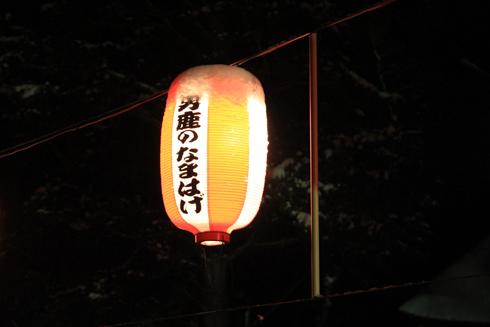 なまはげ柴灯まつり2019(1)-2