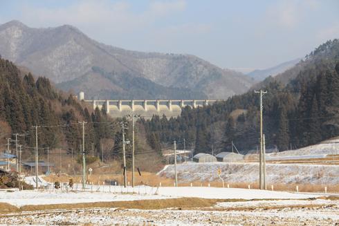 早池峰ダム2019-1