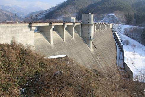 早池峰ダム2019-2