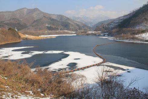早池峰ダム2019-6