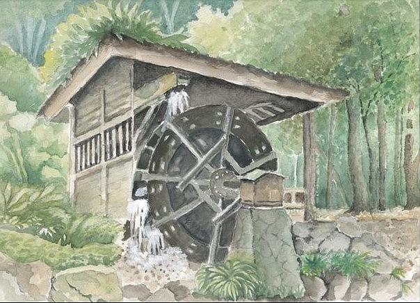 s-水車小屋