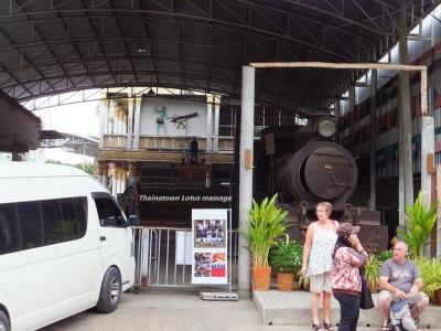 Kanchanaburi War Museum(Art Gallery),Kanchanaburi,Thailand