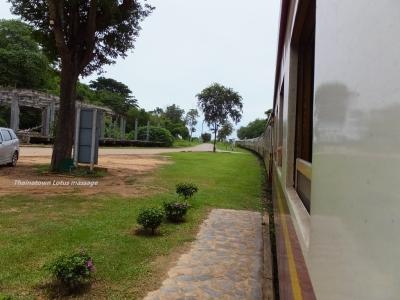 Saphan Kwae Yai Station→Saphan Tam Krasae Station,Kanchanaburi,Thailand