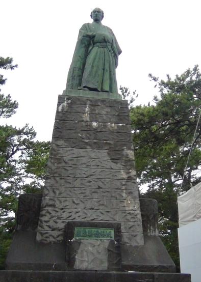 高知県桂浜