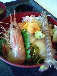 黒潮海鮮丼