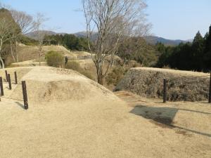 山中城/22元西櫓へ.jpg