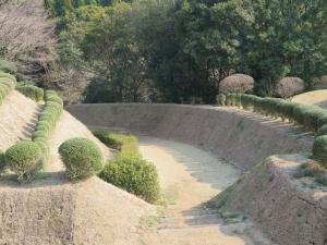山中城/二ノ丸虎口(三の丸側)
