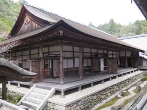 西教寺伏見城遺構