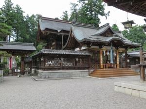 [近江]木村城沙沙貴神社