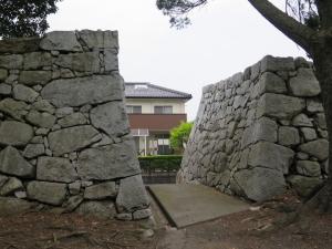小浜城/06虎口.jpg