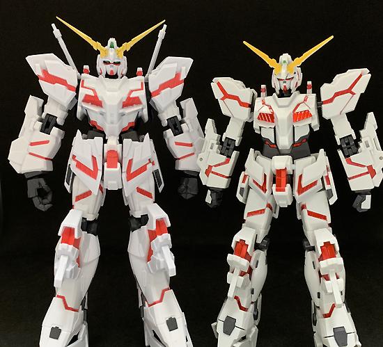 ガンダムユニバース RX-0 ユニコーンガンダム