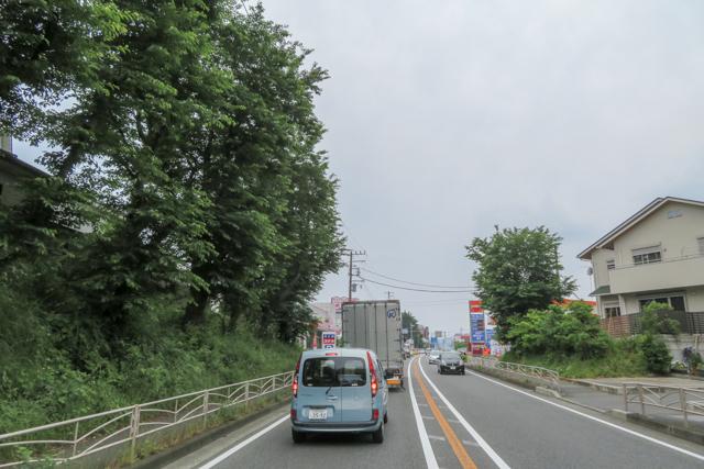 ヤビツ峠(8)