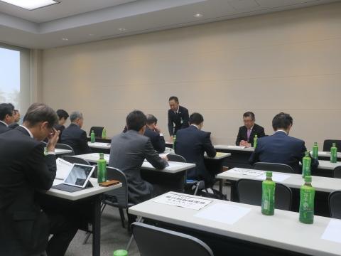 「政務調査会&一般質問勉強会5日目」③
