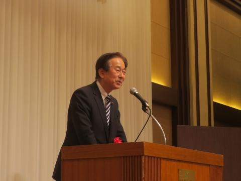 「川津 隆氏 第111代茨城県議会議長就任祝賀会」⑨