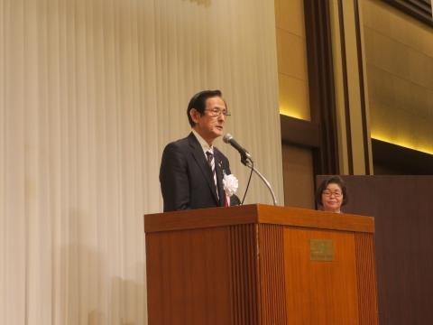 「川津 隆氏 第111代茨城県議会議長就任祝賀会」⑥