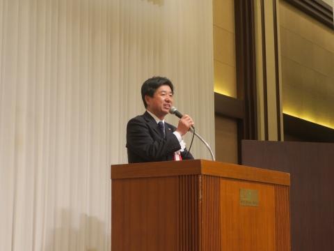 「川津 隆氏 第111代茨城県議会議長就任祝賀会」⑦