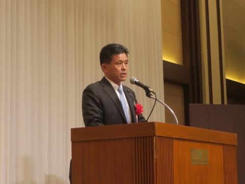「川津 隆氏 第111代茨城県議会議長就任祝賀会」⓾
