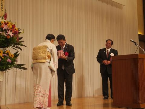 「川津 隆氏 第111代茨城県議会議長就任祝賀会」⑫