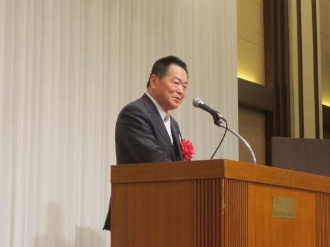 「川津 隆氏 第111代茨城県議会議長就任祝賀会」⑬