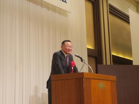 「川津 隆氏 第111代茨城県議会議長就任祝賀会」⑭