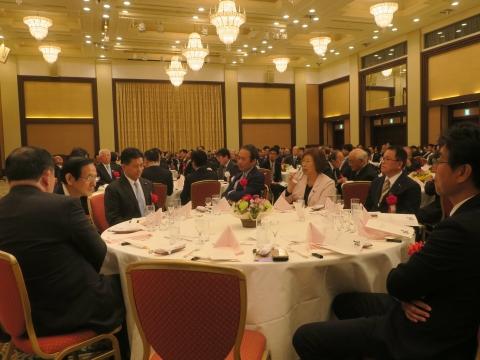 「川津 隆氏 第111代茨城県議会議長就任祝賀会」⑮