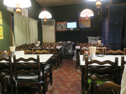 「むつみ食堂:最後のラーメン・かつラーメン・餃子」⑬