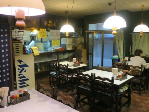 「むつみ食堂:最後のラーメン・かつラーメン・餃子」⑭