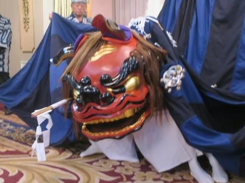 「石岡獅子舞連合会創立30周年記念式典」 (3)