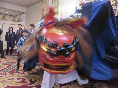 「石岡獅子舞連合会創立30周年記念式典」 (4)