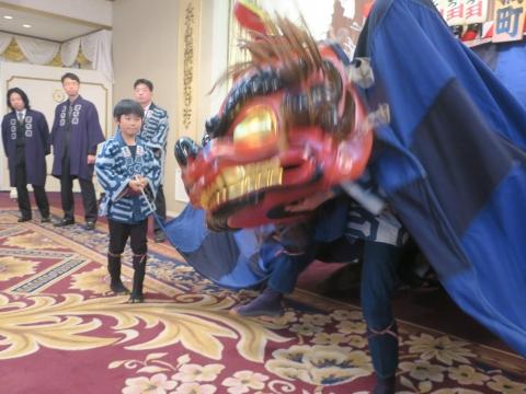 「石岡獅子舞連合会創立30周年記念式典」 (5)