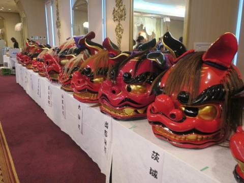「石岡獅子舞連合会創立30周年記念式典」 (6)