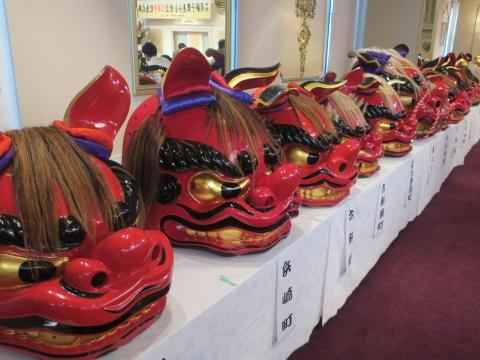 「石岡獅子舞連合会創立30周年記念式典」 (7)
