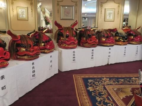 「石岡獅子舞連合会創立30周年記念式典」 (8)